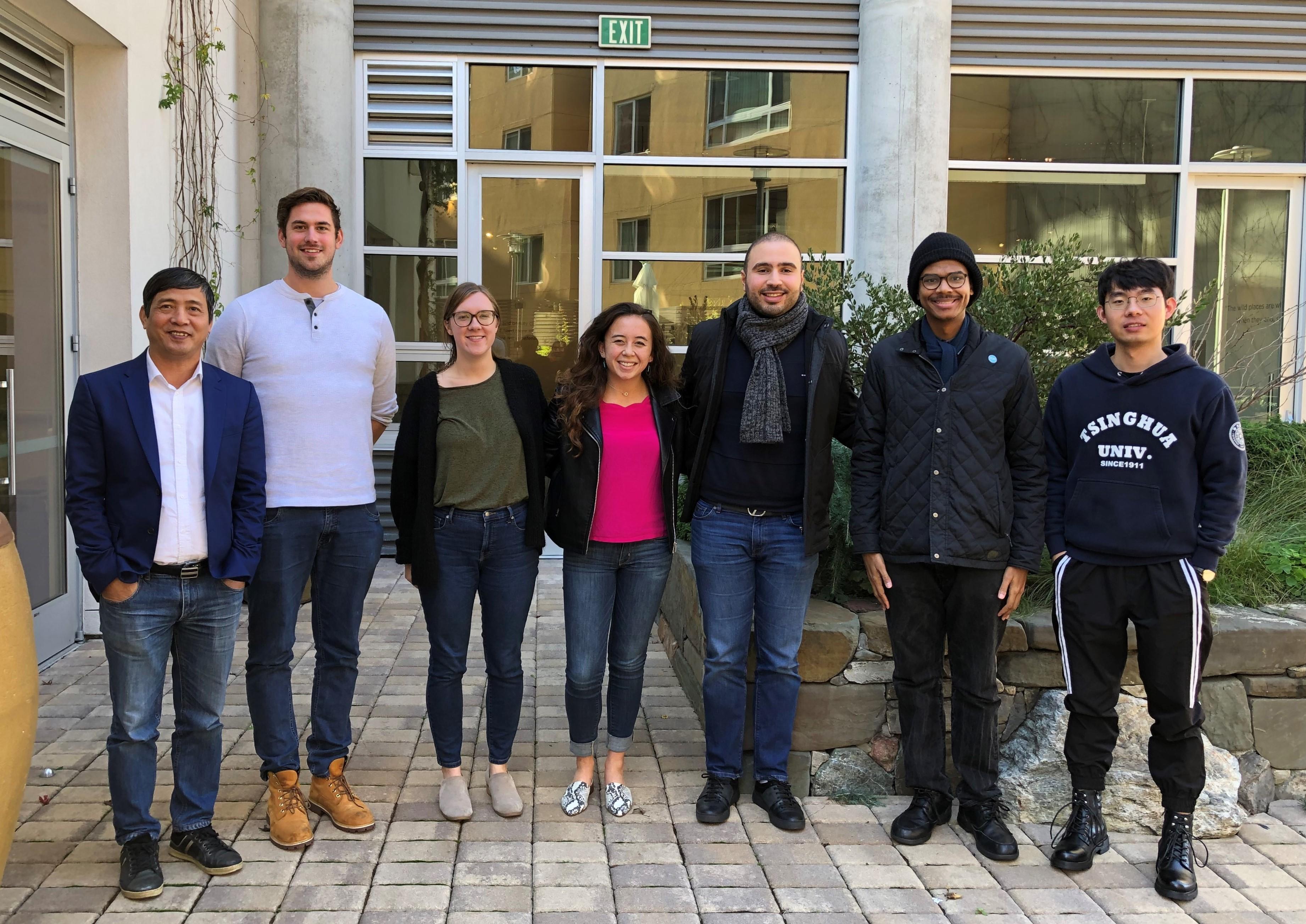TSRC UC Berkeley Team