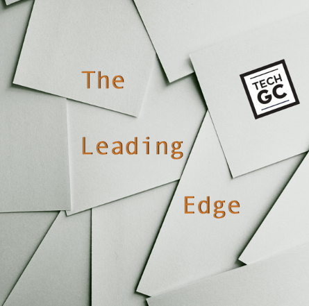 leading edge podcast logo